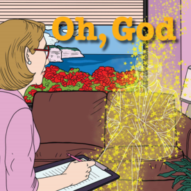 "Mosaic Theater Company Presents ""Oh, God"