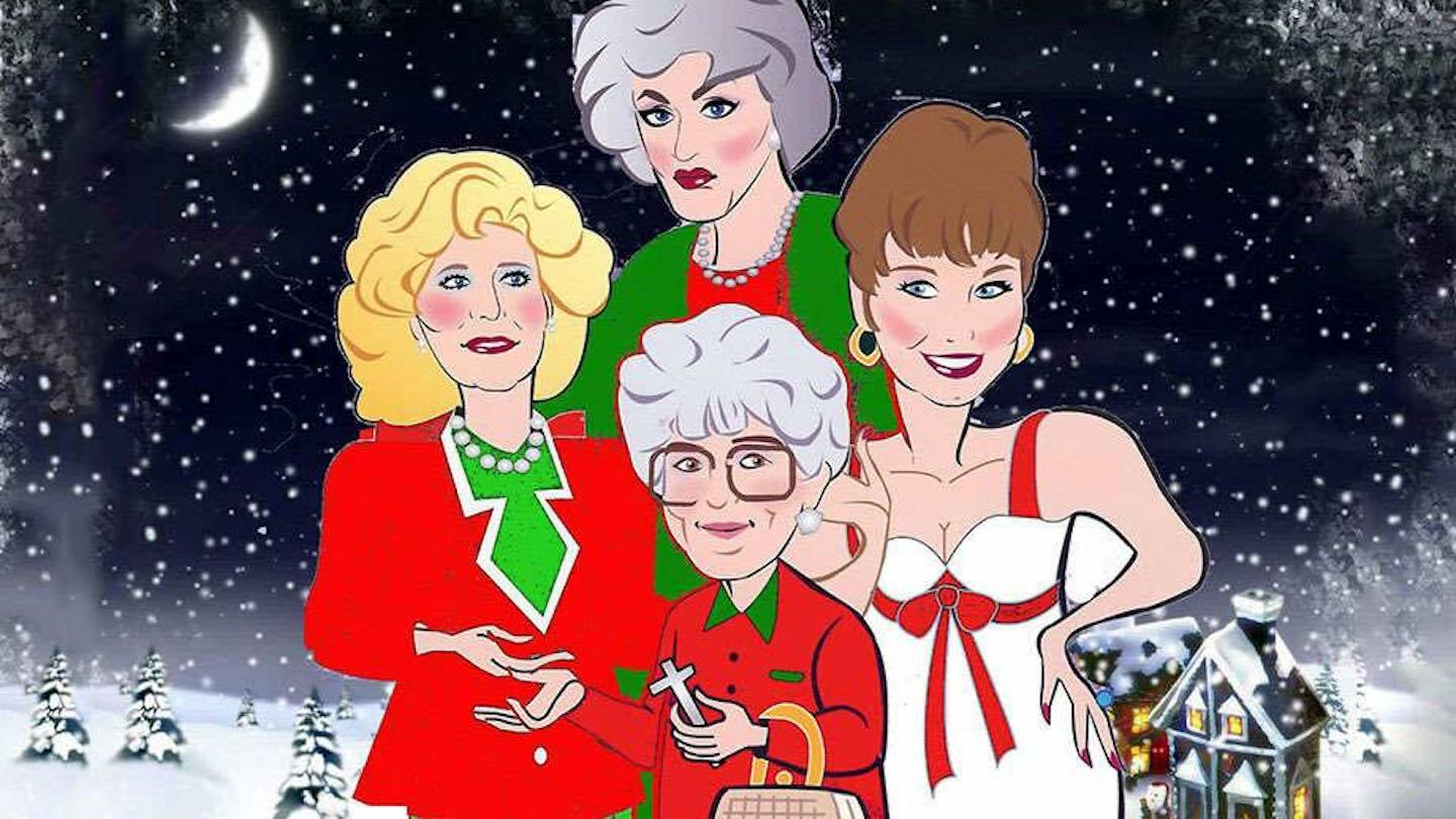 "Christmas Is a Drag With ""The Golden Girls LIVE!"""