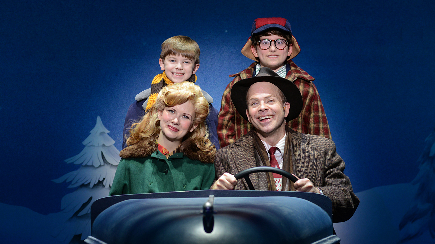 a christmas story the musical dallas fort worth tickets 24 64 at winspear opera house 2018 12 16 - What Year Did A Christmas Story Come Out