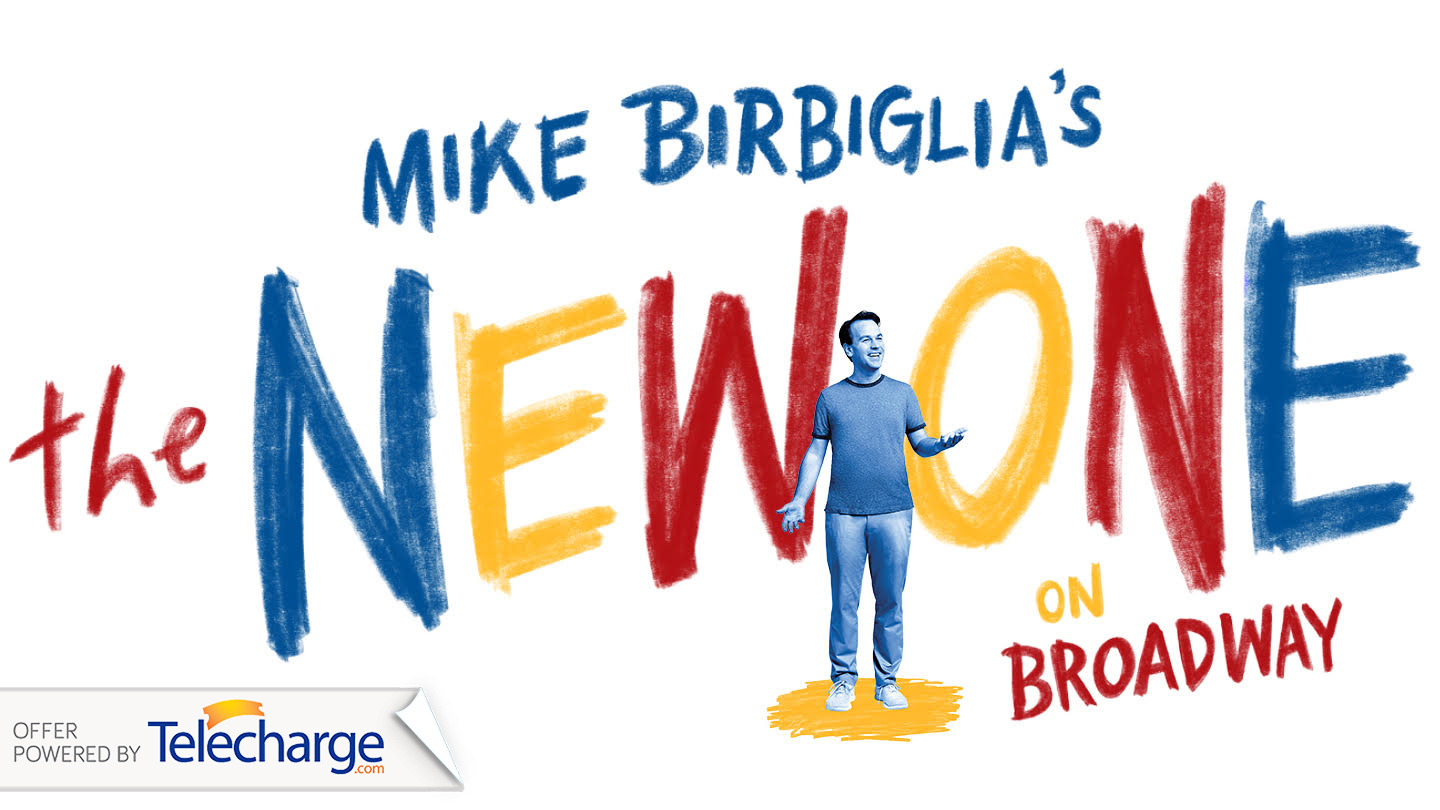 """Mike Birbiglia's The New One"": Last Weeks on Broadway!"