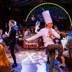 "Teatro ZinZanni's: ""Hollywood & Vine"