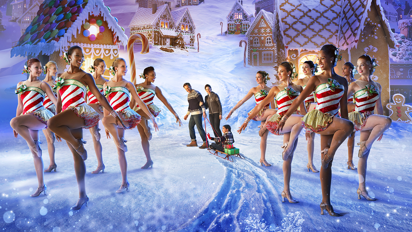 Christmas Spectacular Starring the Radio City Rockettes New York ...