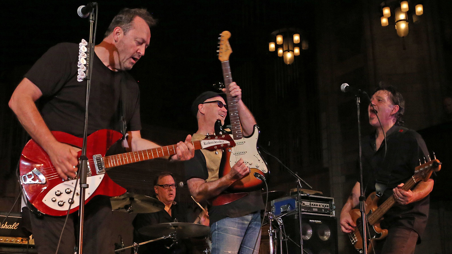 The Smithereens With Special Guest Vocalist Marshall Crenshaw