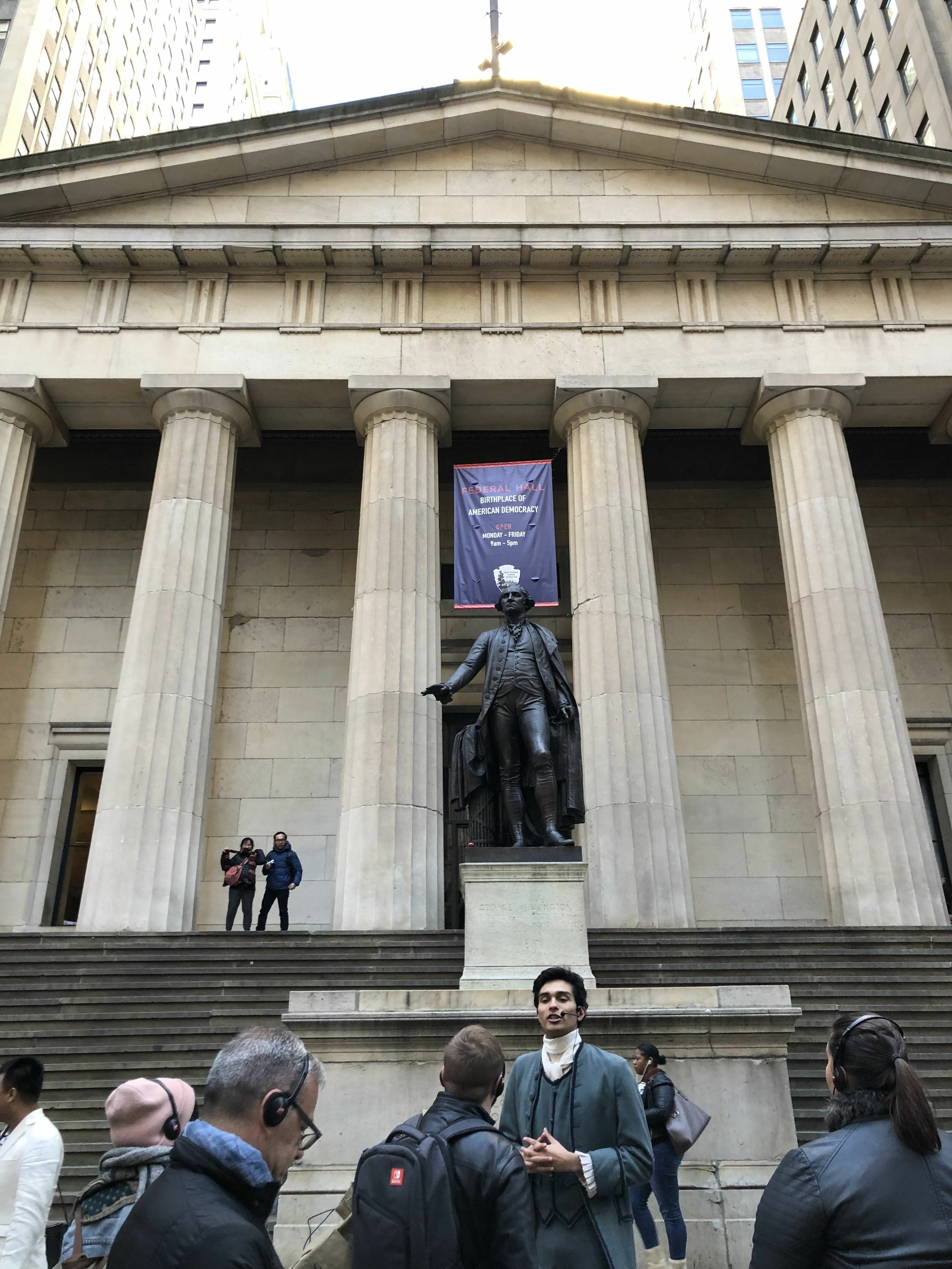 Walk, Sail & Climb Through New York History