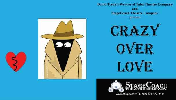Theatre, Improv & Magic in One-Man Noir