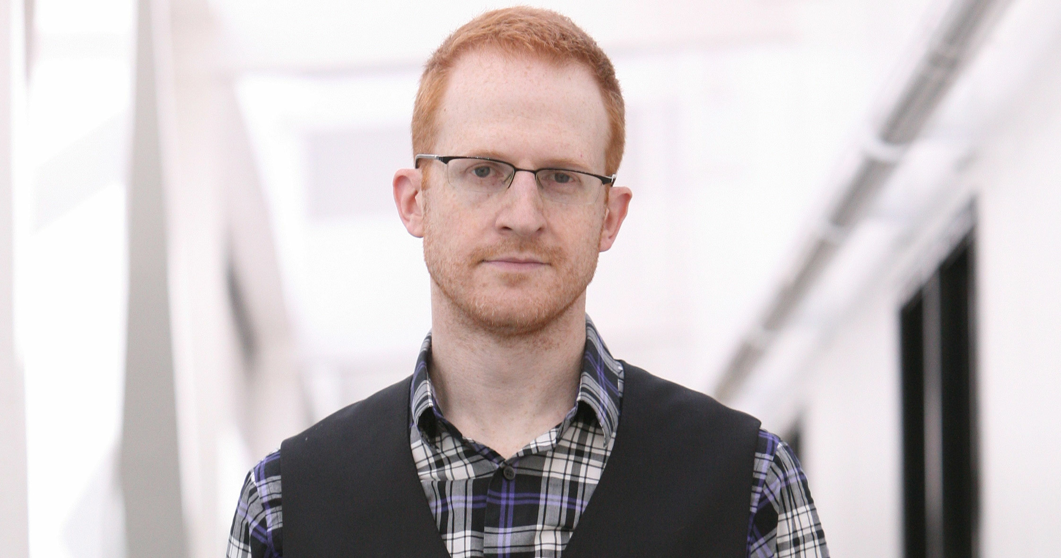 """Comedian Steve Hofstetter (""""The Late Late Show"""")"""