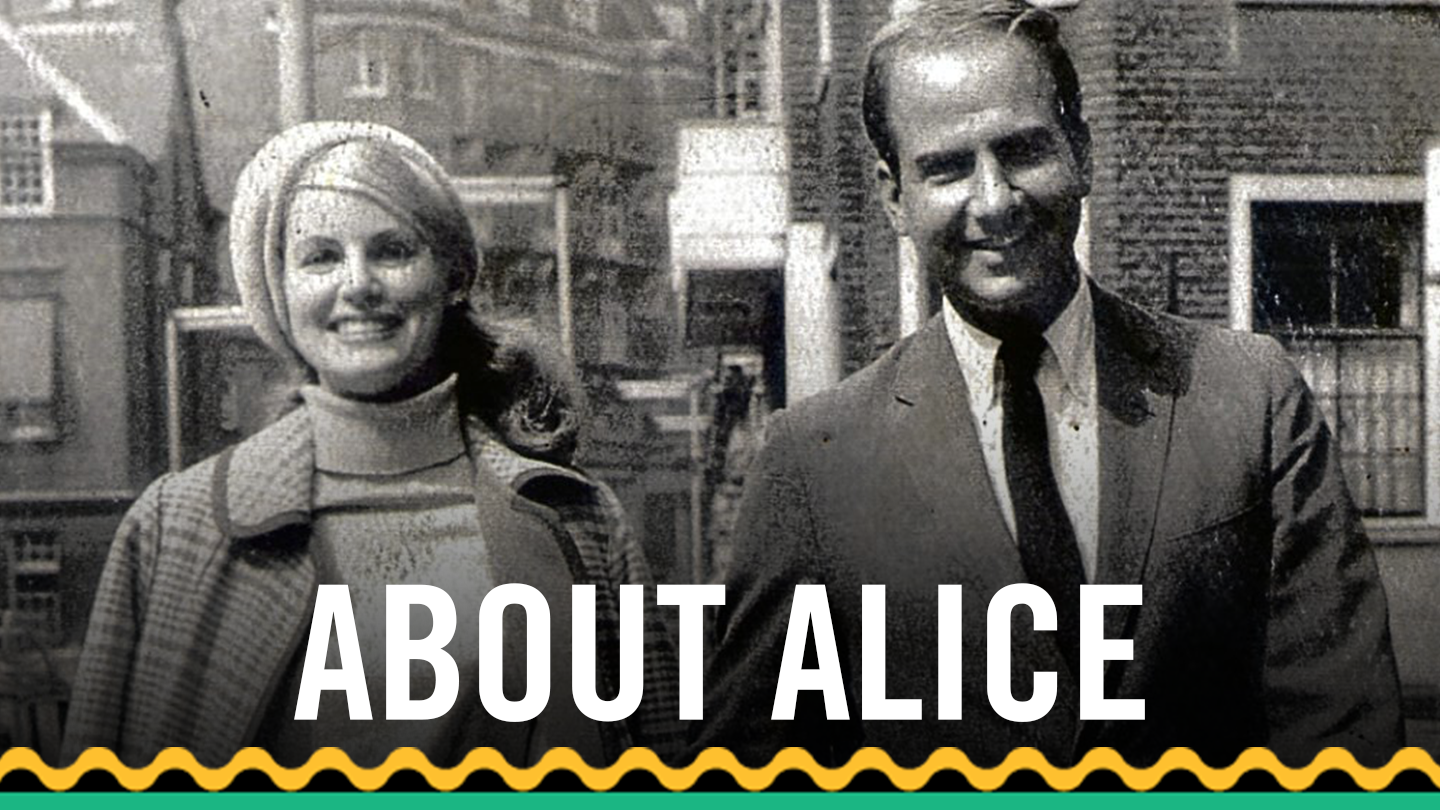 "World Premiere of ""About Alice"""