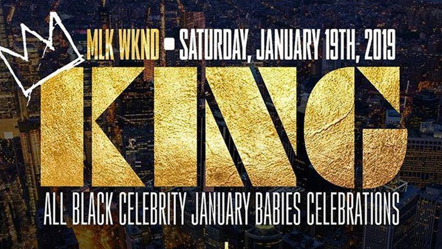 "Power 105 Presents ""King"": All Black Affair"