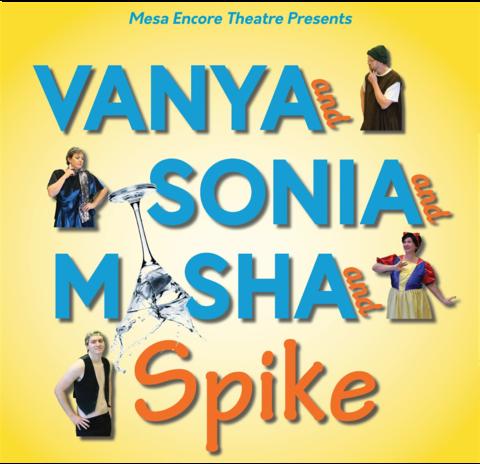 """""""Vanya and Sonia and Masha and Spike"""""""