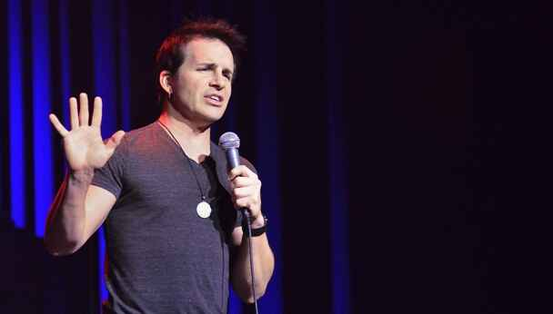 Comedian Hal Sparks (Queer as Folk) Live
