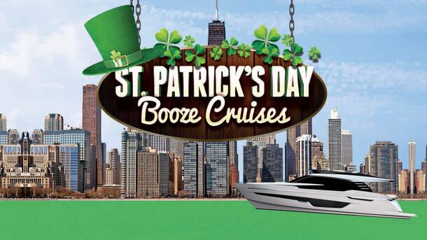 St. Patrick's Day Booze Cruise