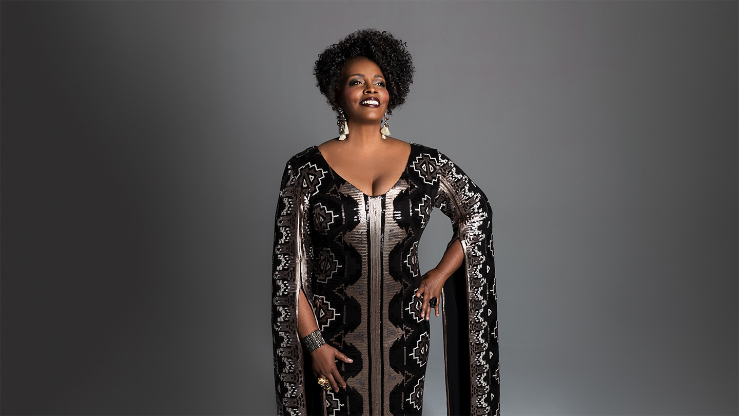 Grammy-Winning Jazz Chanteuse Dianne Reeves - Jazz at Lincoln Center