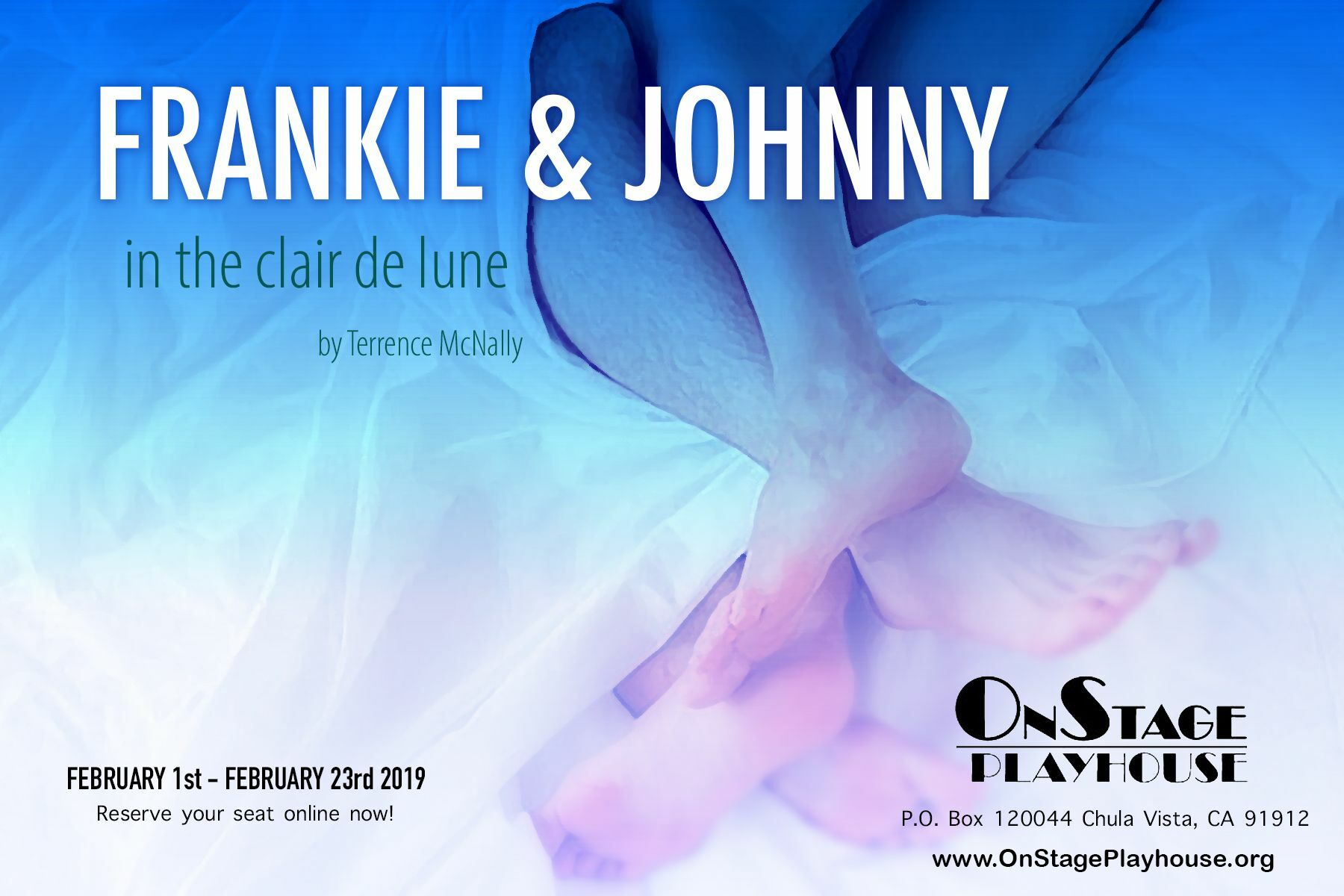 Frankie and Johnny at the Clair de Lune