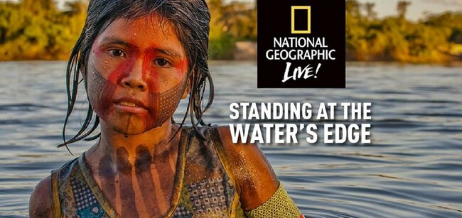 National Geographic Live Tickets