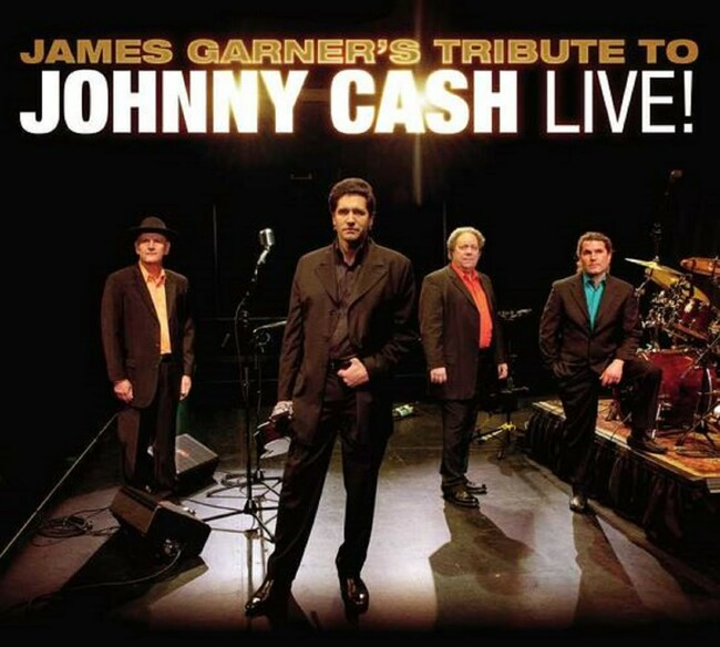James Garner Tribute to Johnny Cash Tickets