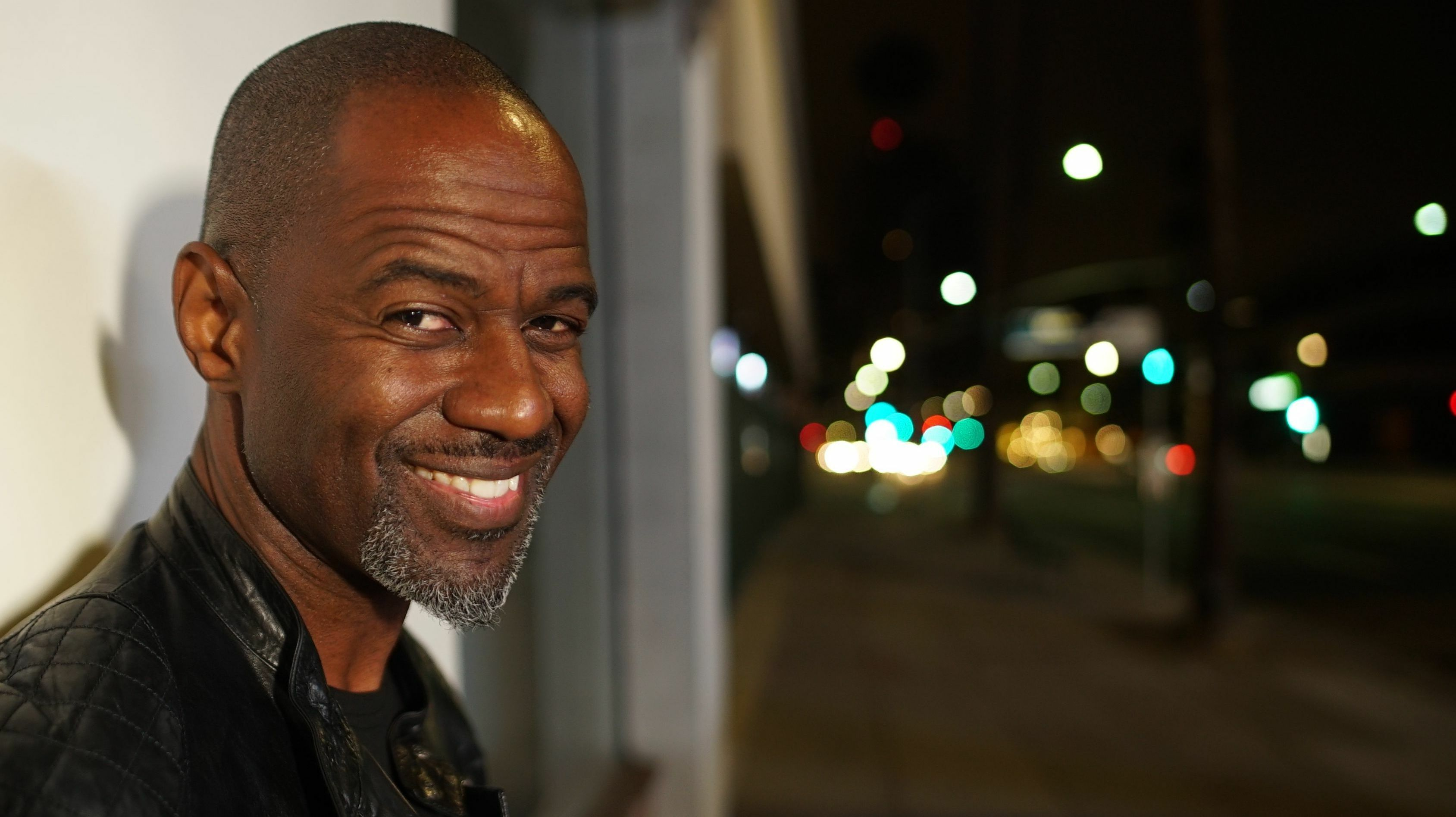 "R&B Singer Brian McKnight (""Back at One,"" ""Anytime"")"