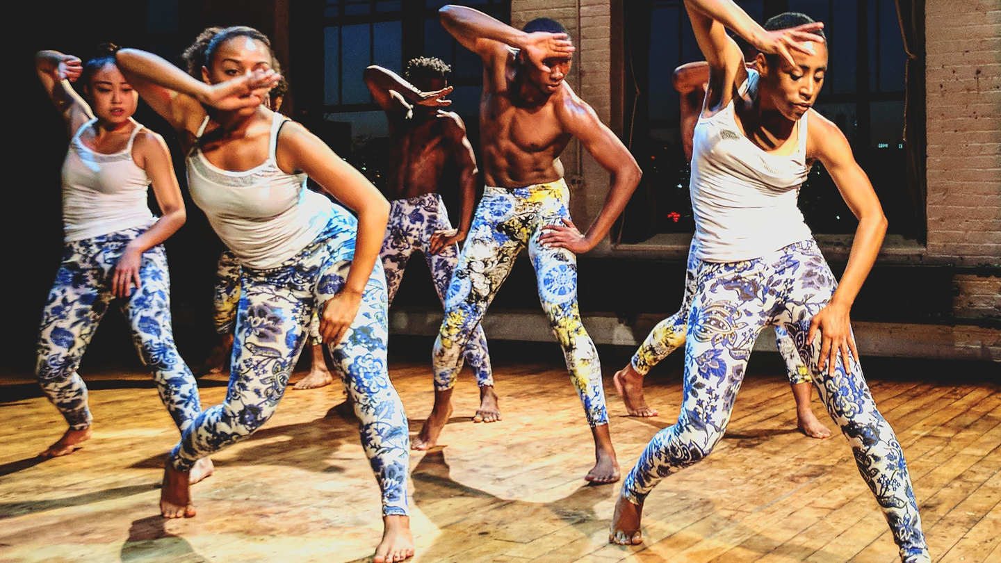 """Curated Dance Series """"Fertile Ground"""""""