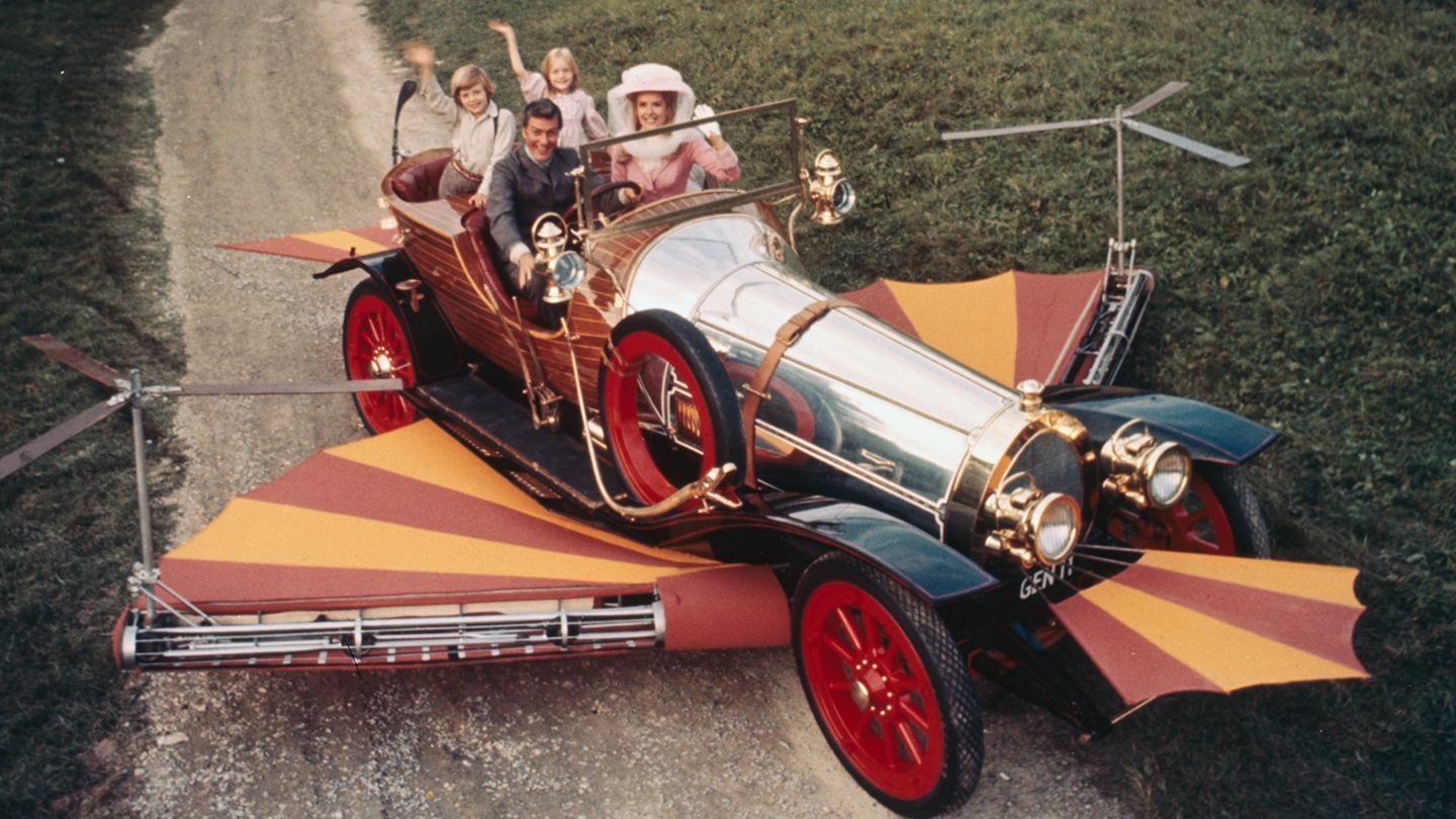 """Chitty Chitty Bang Bang"" Sing-Along"
