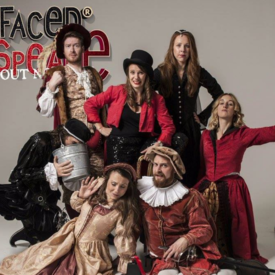 Sh!t-Faced Shakespeare: Much Ado About Nothing