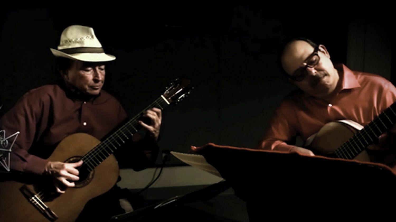 """Carlos Barbosa-Lima & Larry Del Casale: """"Delicado"""" CD Release"""