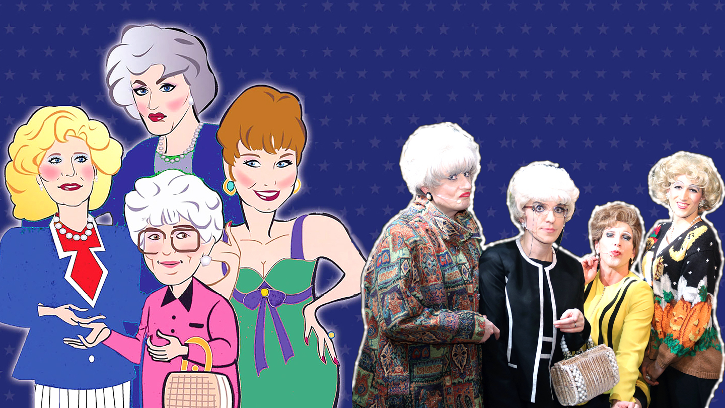 """The Golden Girls Live"" Drag Parody"