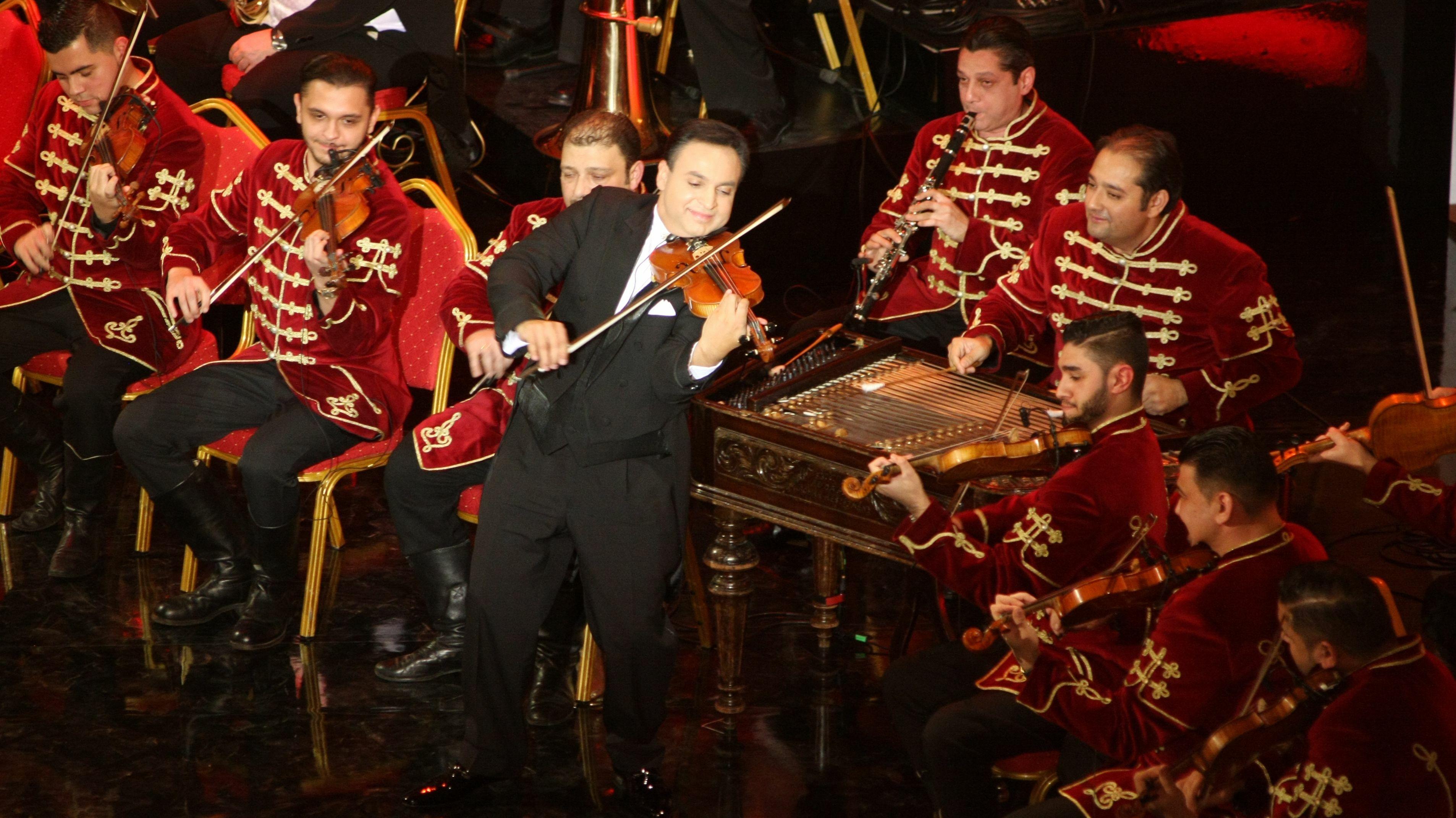 Attila Glatz Presents Hungarian Violin Virtuoso Zoltan Maga