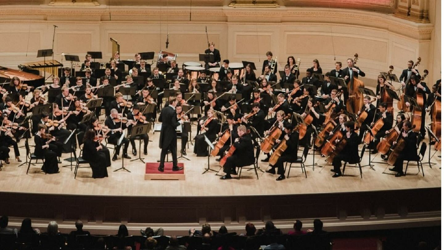 """DCINY Presents """"Windsongs"""" at Carnegie Hall"""