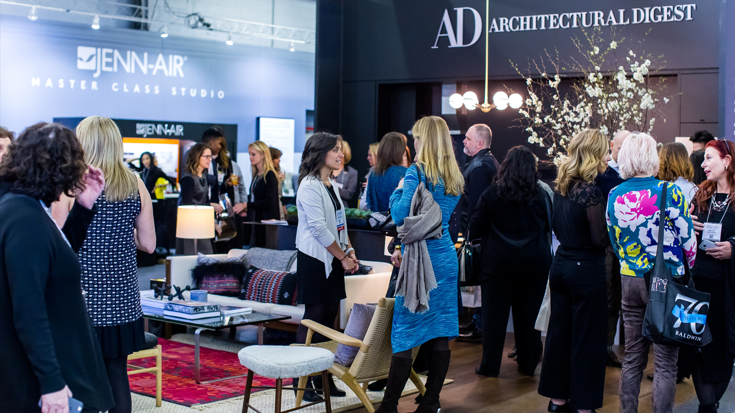 Architectural Digest Design Show & 1-Year Digital Subscription