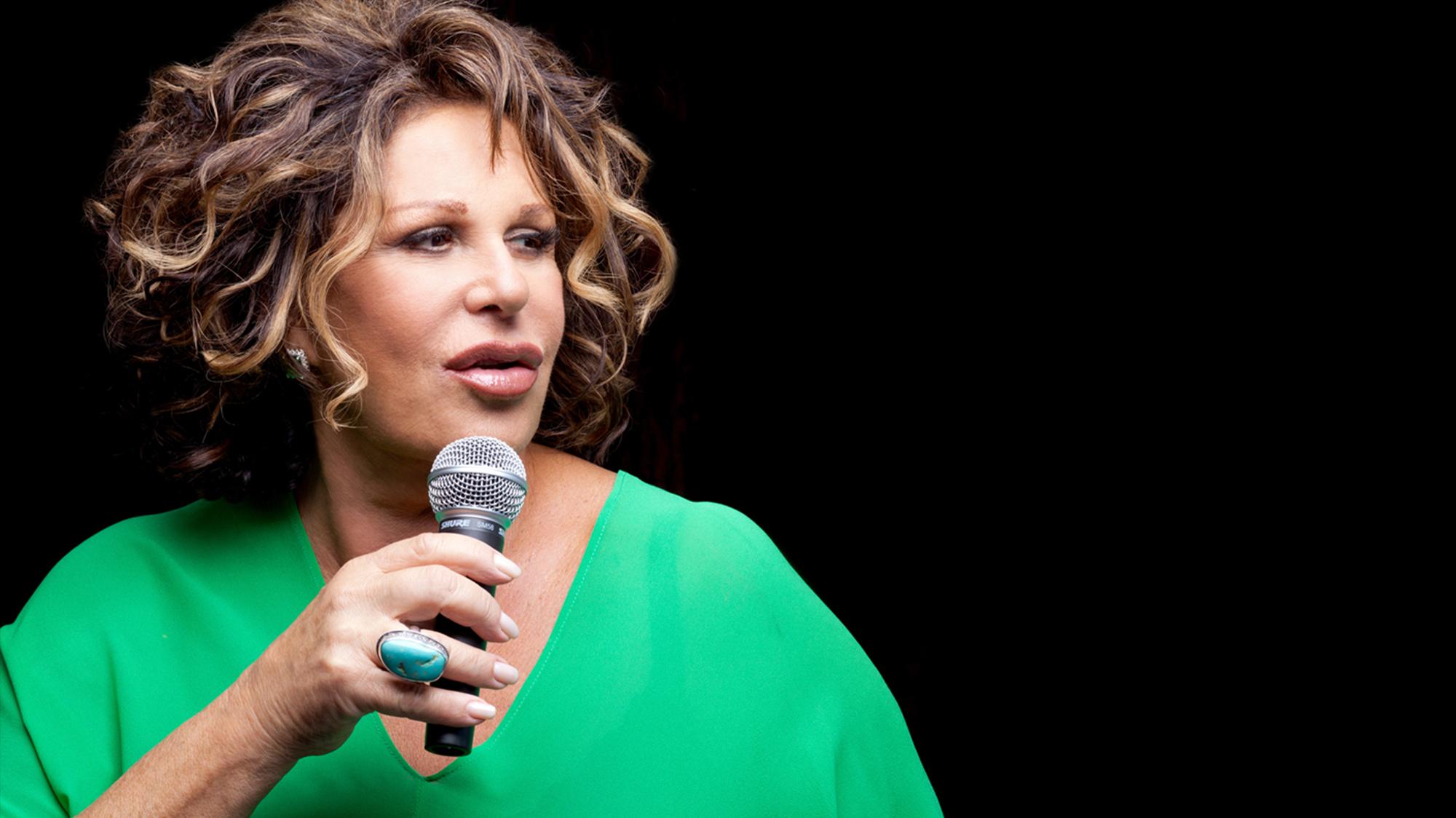 Lainie Kazan, the Oscar-Nominated Singer