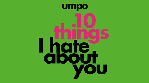 """""""The Unauthorized Musical Parody of 10 Things I Hate About You"""""""