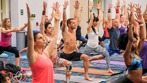 The Yoga Expo Ft. Lauderdale