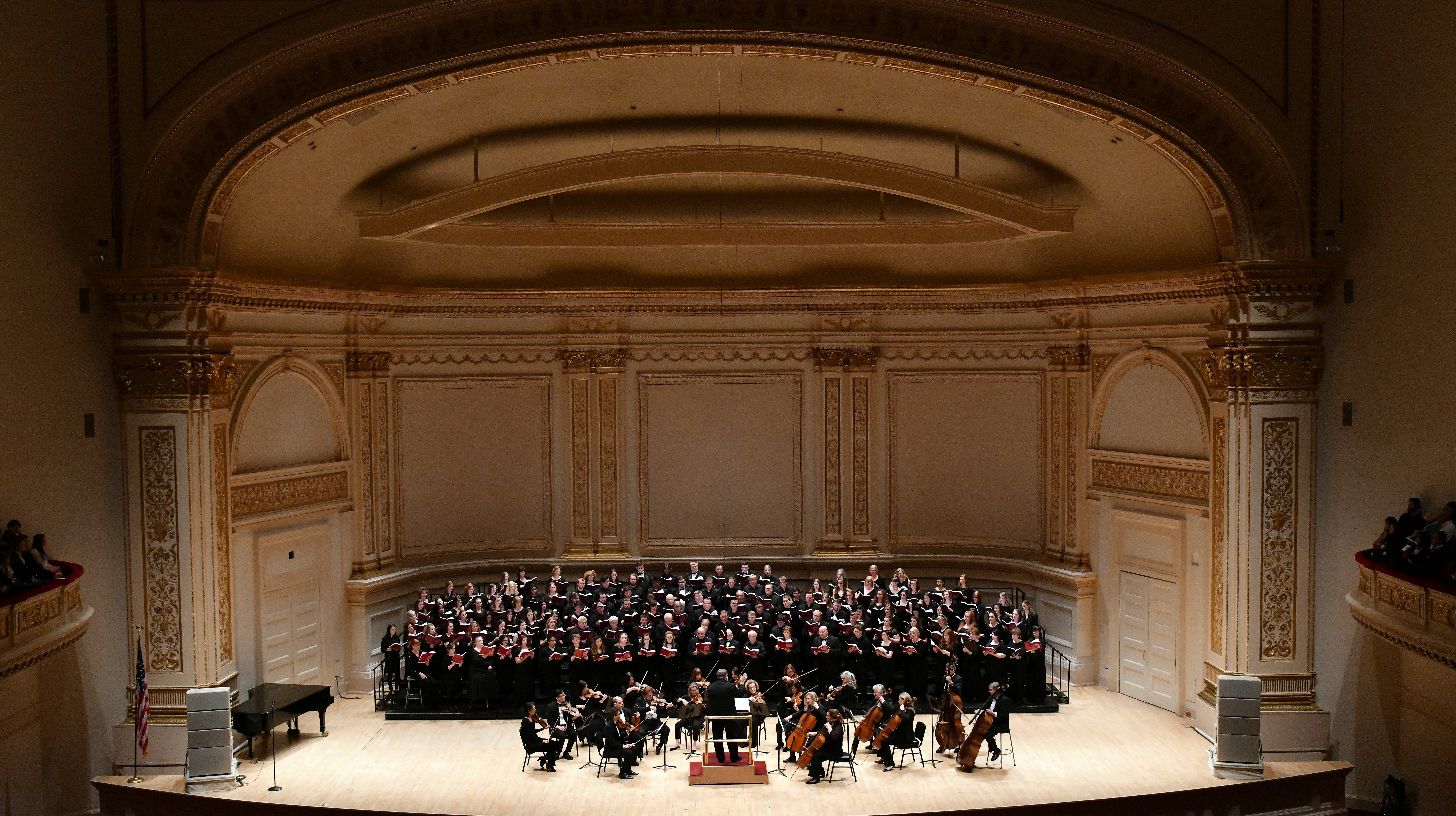 Manhattan Concert Productions Presents: Z. Randall Stroope Conducts His Latest