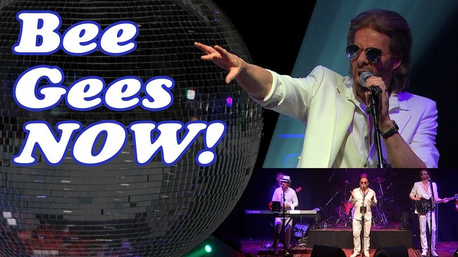 Bee Gees Now Tickets