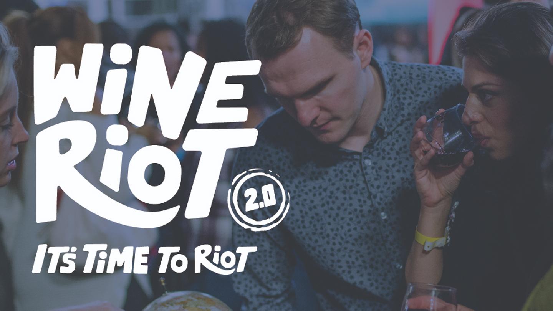 Wine Riot 2.0: Tastings, Scavenger Hunt & More