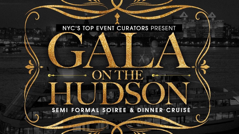 Swanky Dinner Cruise: Gala on the Hudson