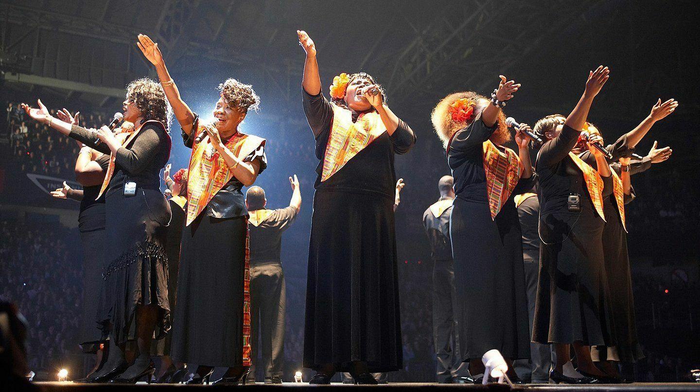 The Harlem Gospel Choir's Martin Luther King Day Celebration