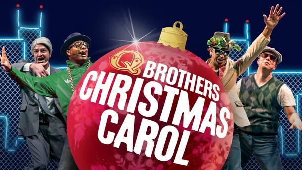 """""""Q Brothers Christmas Carol"""""""