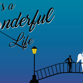 "Fake Radio Presents: A Live Re-Creation of """"It's a Wonderful Life""!"