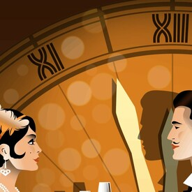 "New Year's Eve Secret Speakeasy: ""Roaring 2020s Great American Speakeasy"