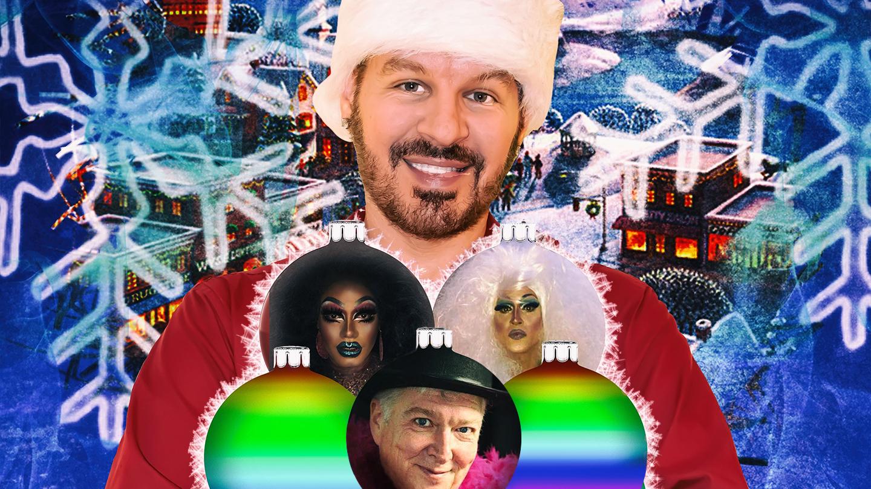 """""""50 Shades of Gay"""" Holiday Extravaganza"""