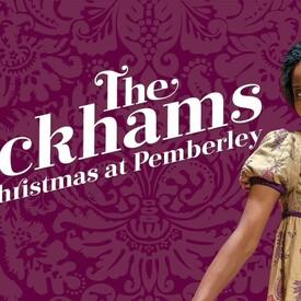 The Wickhams: Christmas at Pemberley