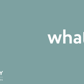 """The Moving Company Presents: """"what if"""