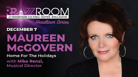 "Maureen McGovern: ""Home for the Holidays"""