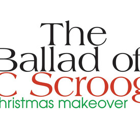 The Ballad of CC Scrooge: #christmasmakeover