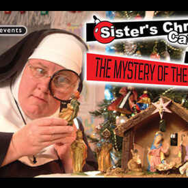 Sister's Christmas Catechism: The Mystery of the Magi's Gold