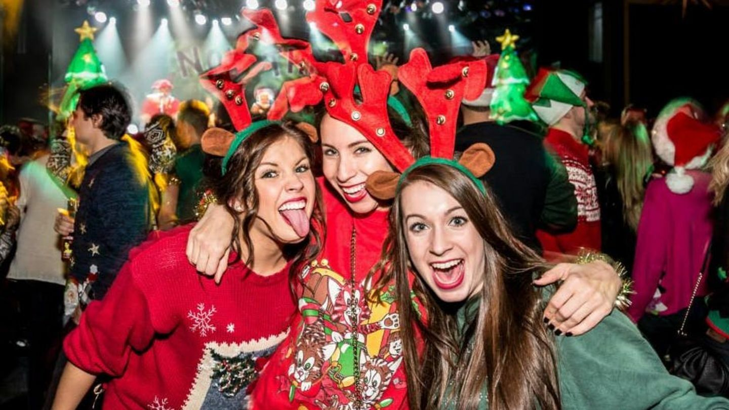 The 5th Annual Ugly Christmas Sweater Party
