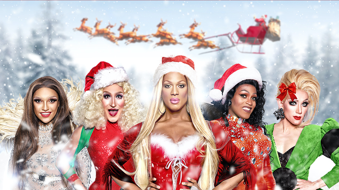 Unleash Your Inner Diva at Holiday Drag Brunch NYC