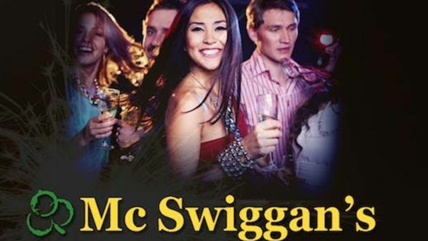 9th Annual New Years Eve Party at McSwiggans!
