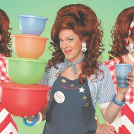 Dixie's Tupperware Party