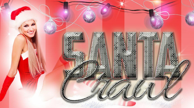 New York City Santa Bar Crawl 2019